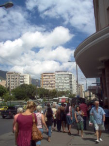 Tijuca at Praça Saens Peña, photo by Nicole Pelligrino