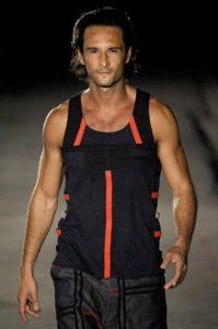 Rodrigo Santoro in Redley, picture by Marcio Madeira