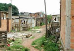 Terra Encantada Favela in Rio de Janeiro, photo by Ibiss.