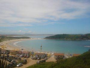 Praia das Conchas, photo by Tricia Chaves.