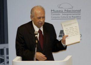 Brazilian Vice President José Alencar, photo by Roosewelt Pinheiro/ABr.