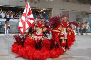 Salgueiro is steaming up for the 2010 Carnival Contest, photo by Pedro Colombo