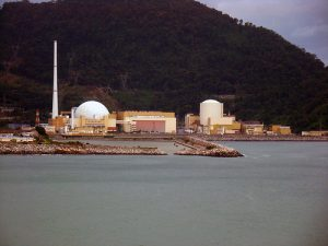 Central Nuclear Almirante Álvaro Alberto Station in Angra Dos Reis, photo Rodrigo Soldon.