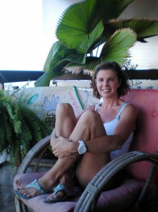 Missy Sturgis, the woman behind Boot Camp Rio, photo by Doug Gray