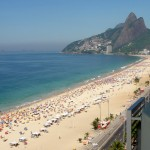 Rio de Janeiro, Beaches of Ipanema & Leblon, photo courtesy of Creative Commons License.