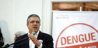 Brazilian Health Minister, Alexandre Padilha, by Manu Dias/AGECOM