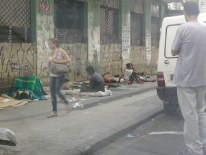 Cracolândia in São Paulo, photo by Milton Jung CBNSP Flickr/Creative Commons License.