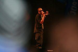 Jay-Z wins over the rock crowd at Glastonbury 2008, Rio de Janeiro, Brazil News