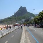 Leblon beach, Rio de Janeiro, Brazil News