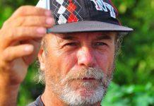Killed environmentalist Adelino Ramo, known as Dinho, photo: Divulgação