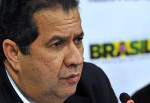 The Labor Minister Carlos Lupi in May 2011, Rio de Janeiro, Brazil, News