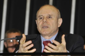 Finance Minister Mantega, photo by José Cruz/ABr