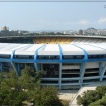 Maracanã builders have gone on striker after one worker was left with a broken knee, photo by Wikimedia/Creative Commons License