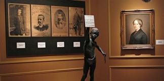 Museu Historico Nacional in Rio exhibit marking the end of slavery in Brazil, Rio de Janeiro, Brazil, News