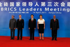 April 2011 BRICS summit participants: Singh, Medvedev, Jintao, Rousseff, and Zuma, Brazil News