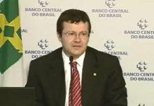 Carlos Hamilton Araújo from the Banco Central - image recreation