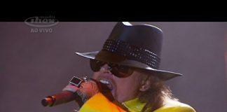 Guns N' Roses at Rock in Rio 2011, Rio de Janeiro, Brazil, News