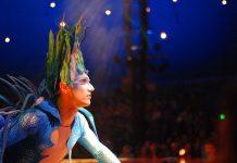 Cirque Du Soleil, Varekai in Melbourne