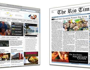 The Rio Times Media Kit for Online and Print Editions.