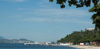 Praia da Bica in Jardim Guanabara on Ilha do Governador in Zona Norte of Rio de Janeiro, Brazil News