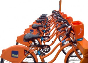 Bike Rio and the SAMBA system offers 600 bikes for rent throughout Rio, Brazil News