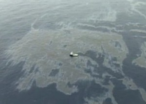 Aerial pictures show the oil slick off the Rio de Janeiro state coastline, Brazil News.