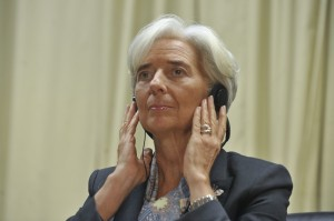 Managing Director of the IMF, Christine Lagarde, Brazil News