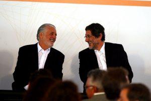 Bahia governor Jaques Wagner and former Petrobras president José Sérgio Gabrielli, Brazil News