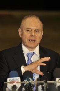 The Brazilian Finance Minister Guido Mantega, Brazil News