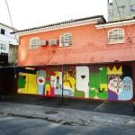 rio de janeiro - casa da matriz nightclub front - lelo + pia