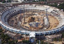 Maracanã Stadium is still on target for completion despite losing stakeholder Delta, Rio de Janeiro, Brazil, News.
