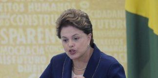 Brazilian President Dilma Rousseff in 2011, photo by Wilson Dias/ABr.