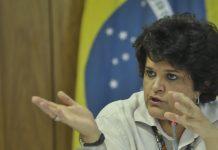 Brazil Environment Minister Izabella Teixeira, photo by José Cruz/ABr.