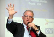 Director of Politics and Strategy at the CNI, José Augusto Coelho Fernandes, photo by CNI/José Luís da Conceição