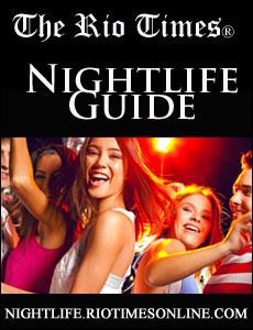 The Rio Times Nightlife Guide, Rio de Janeiro, Brazil, Nightlife, Bars, Club