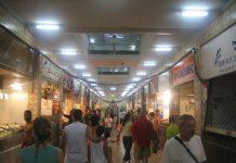 São Pedro fish market