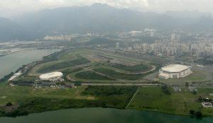 The Jacarepagua racetrack where the Olympic Park will be built, Rio de Janeiro, Brazil News