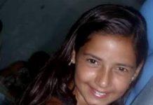 Bruna da Silva Ribeiro was killed in a BOPE operation in a Rio favela, July 2012, photo Divulgação.