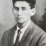 A young Franz Kafka