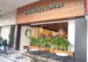 A new Starbucks opens on Rua Visconde de Piraja in Ipanema, Rio de Janeiro, Brazil News