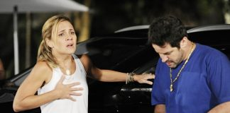 The extremely popular 2012 novela, Avenida Brasil, with Carminha (Adriana Esteves) and Tufão (Murilo Benício) came to en end, Rio de Janeiro, Brazil News