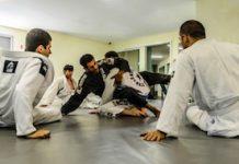 Chute Boxe Training