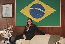 Petrobras CEO Maria das Gracas Foster