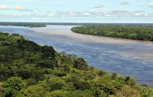 Amazon River confluence, Brazil News