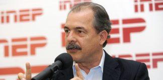 Brazil Education Minister Aloizio Mercadante, photo by Wilson Dias/ABr.