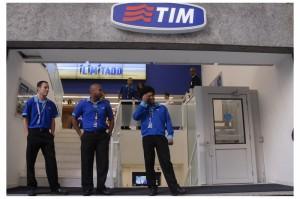 TIM shop, Rio de Janeiro, Brazil News