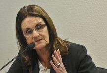 Petrobras President Maria de Graças Foster, photo by José Cruz/ABr.