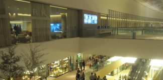 The Village shopping mall celebrates its opening night by welcoming guests to tour around, Rio de Janeiro, Brazil, news, Daily