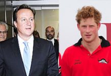 UK Prime Minister David Cameron and Prince Harry both made headlines when visiting Rio this year