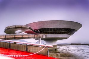 Oscar Niemeyer, Niterói Contemporary Art Museum, Brazil News